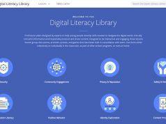 Facebook Dijital Okuryazarlık Kütüphanesi gençlere interneti sorumlu kullanmada yardım edecek