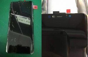 Huawei Mate 20 ön panel sızıntısı iki önemli özelliği işaret ediyor