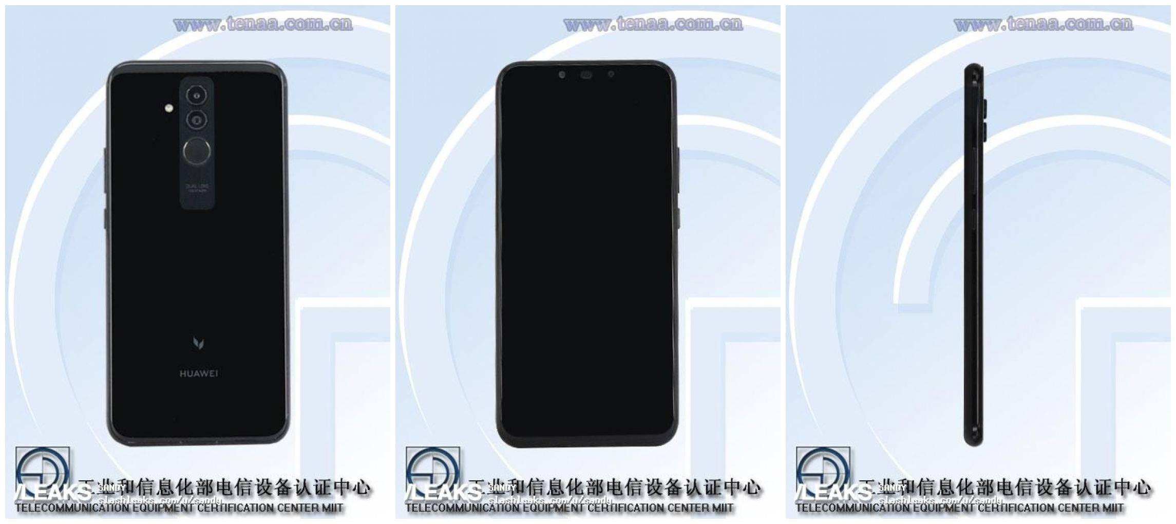 Huawei Mate 20 Lite TENAA belgelerinde kendisini gösterdi