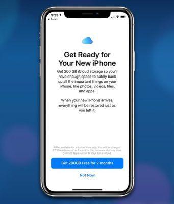 Apple'dan ABD'deki müşterilerine 200 GB'lık ücretsiz iCloud Drive alanı