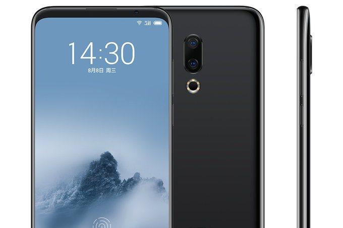 Meizu 16s Mayıs 2019'da Snapdragon 8150 ile birlikte gelecek