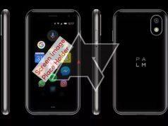 Palm'ın yeni akıllı telefonu küçük ve düşük profilli olacak