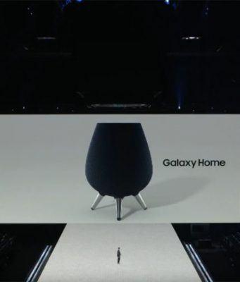 Samsung Galaxy Home ile akıllı hoparlör yarışında yerini alıyor
