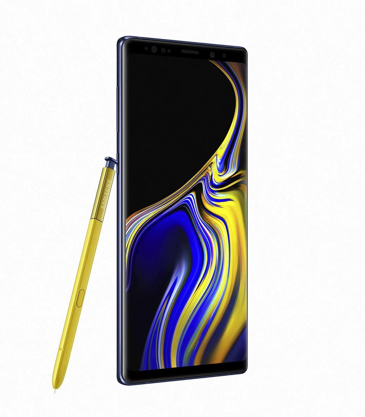 Galaxy Note 9 duvar kağıtları indirilmek için sizi bekliyor