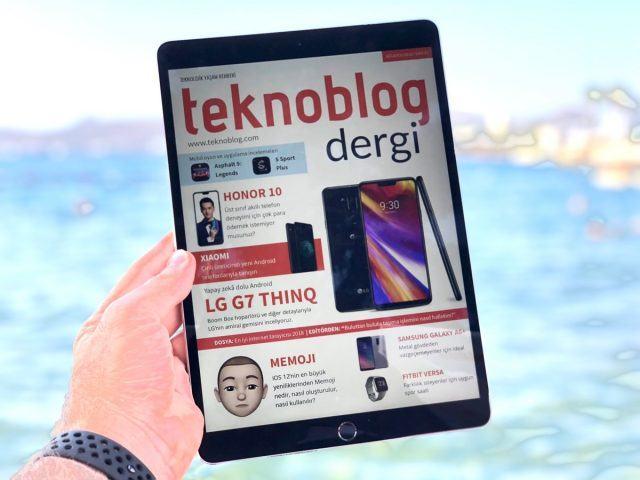 teknoblog dergi