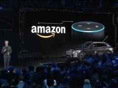 Audi E-tron yüksek teknolojik özelliklerinin arasına Alexa desteğini ekledi