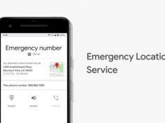 Android telefonlar ABD'de acil çağrılarda otomatikman konum paylaşacak