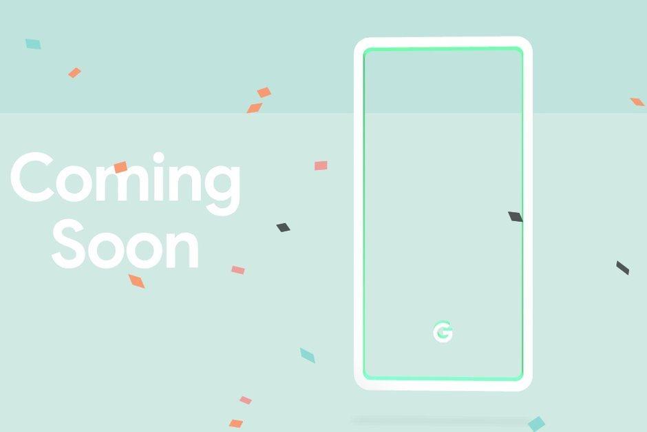 Google Pixel 3 ipucu üç farklı renk seçeneğini işaret ediyor