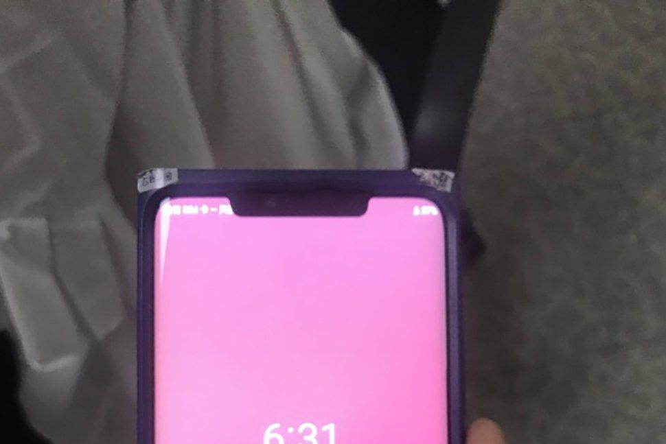 Huawei Mate 20 Pro sızıntısı 6.9 inç kavisli ekranı gösteriyor