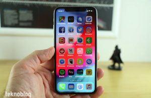 iOS 12 yayınlandı, indirebilirsiniz