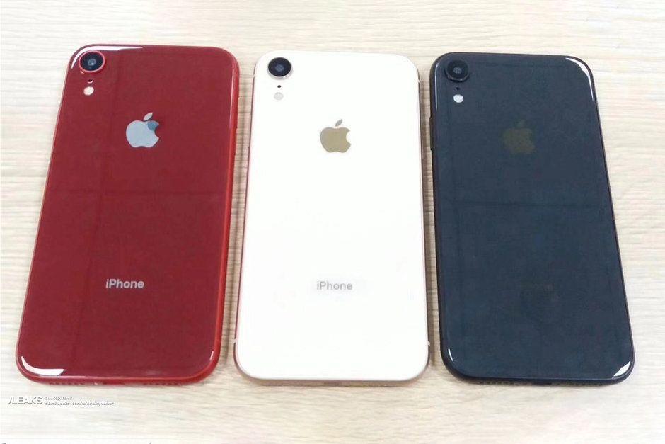 iPhone 9 üç göz alıcı renk seçeneğiyle görüntülendi