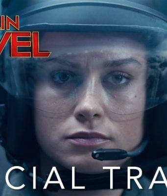 Captain Marvel için hazırlanan ilk fragman yayınlandı