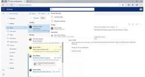 Microsoft Outlook'un yenilenmiş tasarımını Windows ve web kullanıcılarına açtı