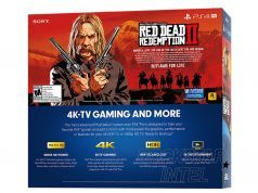 Red Dead Redemption 2 için PS4 Pro'da 105 GB alan açmak gerekecek