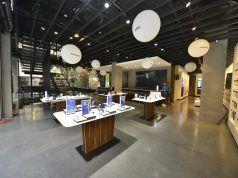 Samsung en büyük mağazasını İstanbul Bağdat Caddesi'ne açtı