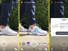 Snapchat Amazon üzerinde hızlı alışveriş imkanı sağlıyor