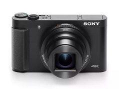 Sony HX99 ve HX95 yüksek zum ve 4K video kayıt yetenekleriyle geliyor