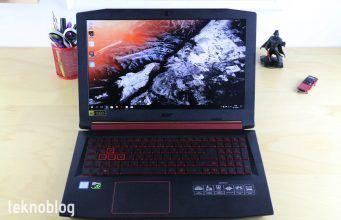 Acer Nitro 5 İncelemesi
