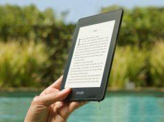 Amazon Kindle Paperwhite suya dayanıklı hâle geldi