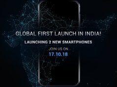 Asus 17 Ekim'de Hindistan'da iki yeni telefon tanıtacak