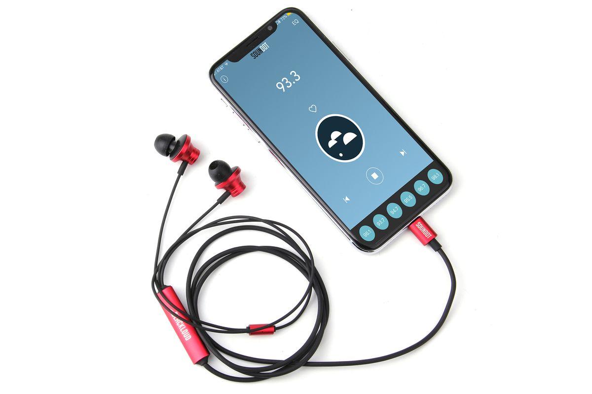 Blackloud AF1 kulaklık iPhone'da internetsiz FM radyo deneyimi yaşatıyor