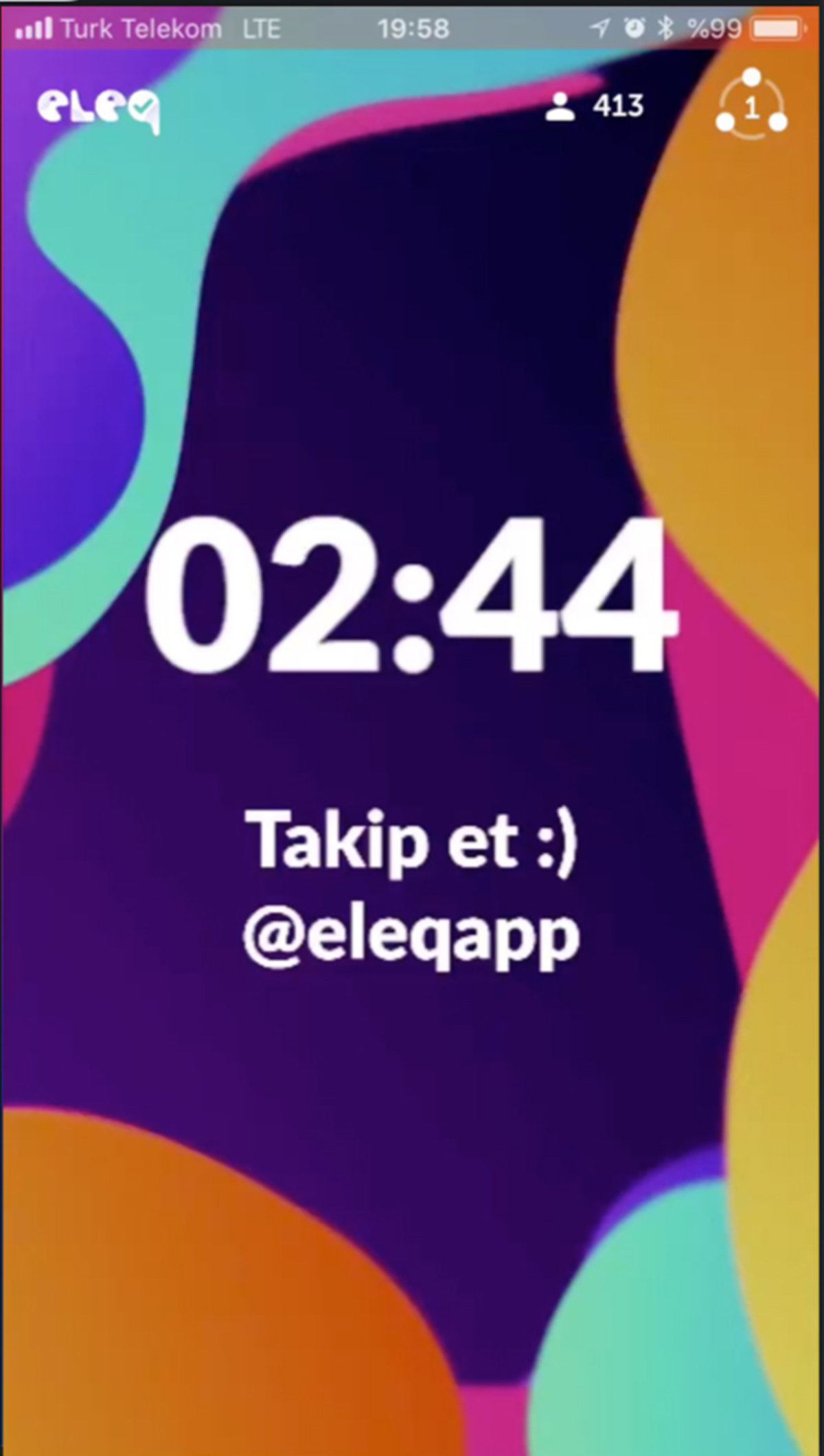 eleq mobil uygulama