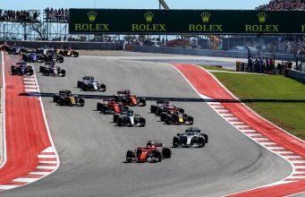 F1 ABD GP 2018: Saat kaçta, nasıl canlı izlenir?