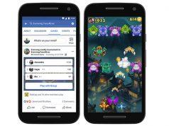 Facebook Lite gelişimini Instant Games entegrasyonuyla sürdürüyor