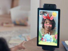 Facebook TV için bir video sohbet kamerası geliştiriyor