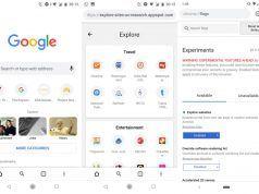 Google Keşfet arayüzünü Chrome Android uygulamasına getiriyor