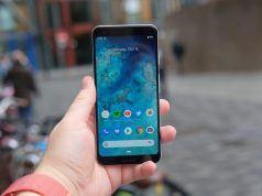 Google yazılım yardımıyla Pixel 3'ün ekran köşelerini daha da yuvarlıyor