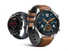 Huawei Watch GT akıllı saat iki hafta pil ömrü vadediyor