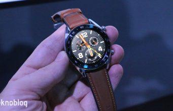 Huawei Watch GT Ön İnceleme