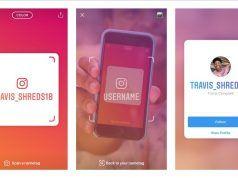 Instagram Ad Etiketi özelliğiyle tanışılan kişileri takibe almayı kolaylaştırıyor
