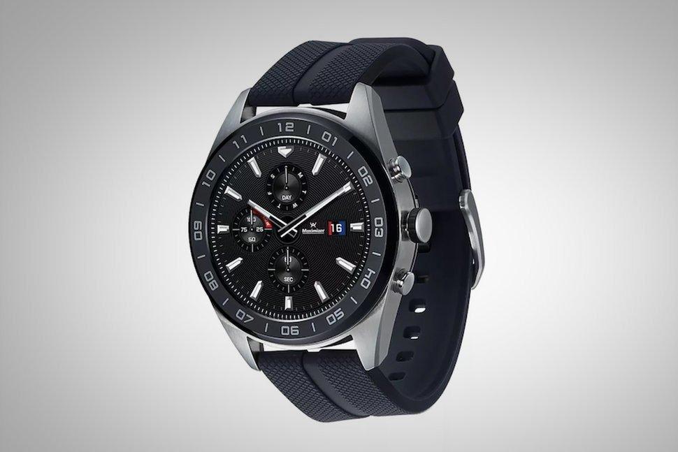 LG Watch W7 klasik ve akıllı saat niteliklerini buluşturuyor