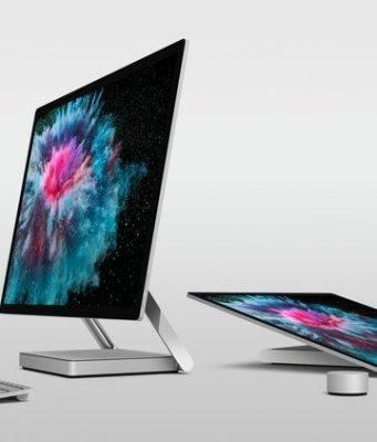 """Microsoft Surface Studio 2 ile """"en hızlı Surface"""" bilgisayarı sunuyor"""