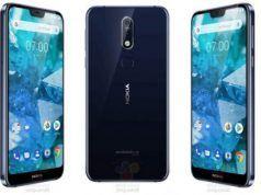 Nokia 7.1 sızıntısı tasarımı ve olası fiyatı gözler önüne seriyor