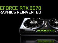 Nvidia GeForce RTX 2070 GTX 1080'den açık biçimde daha hızlı