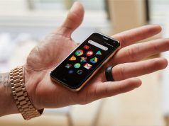 Palm 3.3 inç ekranlı Android telefonuyla sahalara geri dönüyor