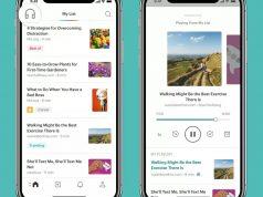 Pocket yeni tasarımıyla makaleleri dinlemeyi öne çıkarıyor