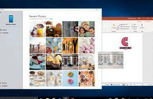 Microsoft Windows 10'a Android uygulamalarını yansıtma özelliğini duyurdu