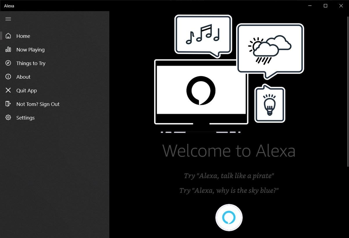 Alexa Windows 10 uygulaması Microsoft Mağaza'da yerini aldı