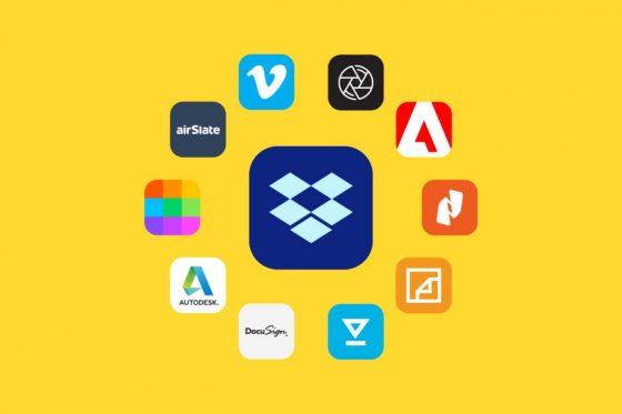 Dropbox Uzantılar ile web'de dosya düzenlemeyi kolaylaştırıyor