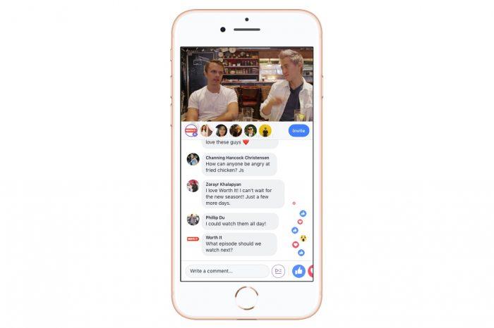 Facebook Watch Party özelliğini platformunun tamamına açıyor