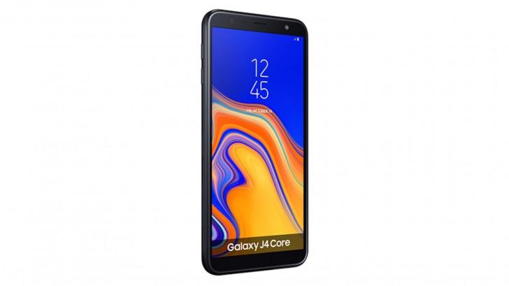 Samsung ikinci Android Go telefonu Galaxy J4 Core'u duyurdu