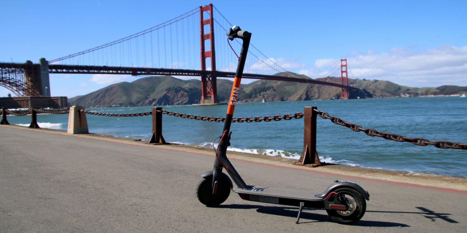 ford elektrikli scooter