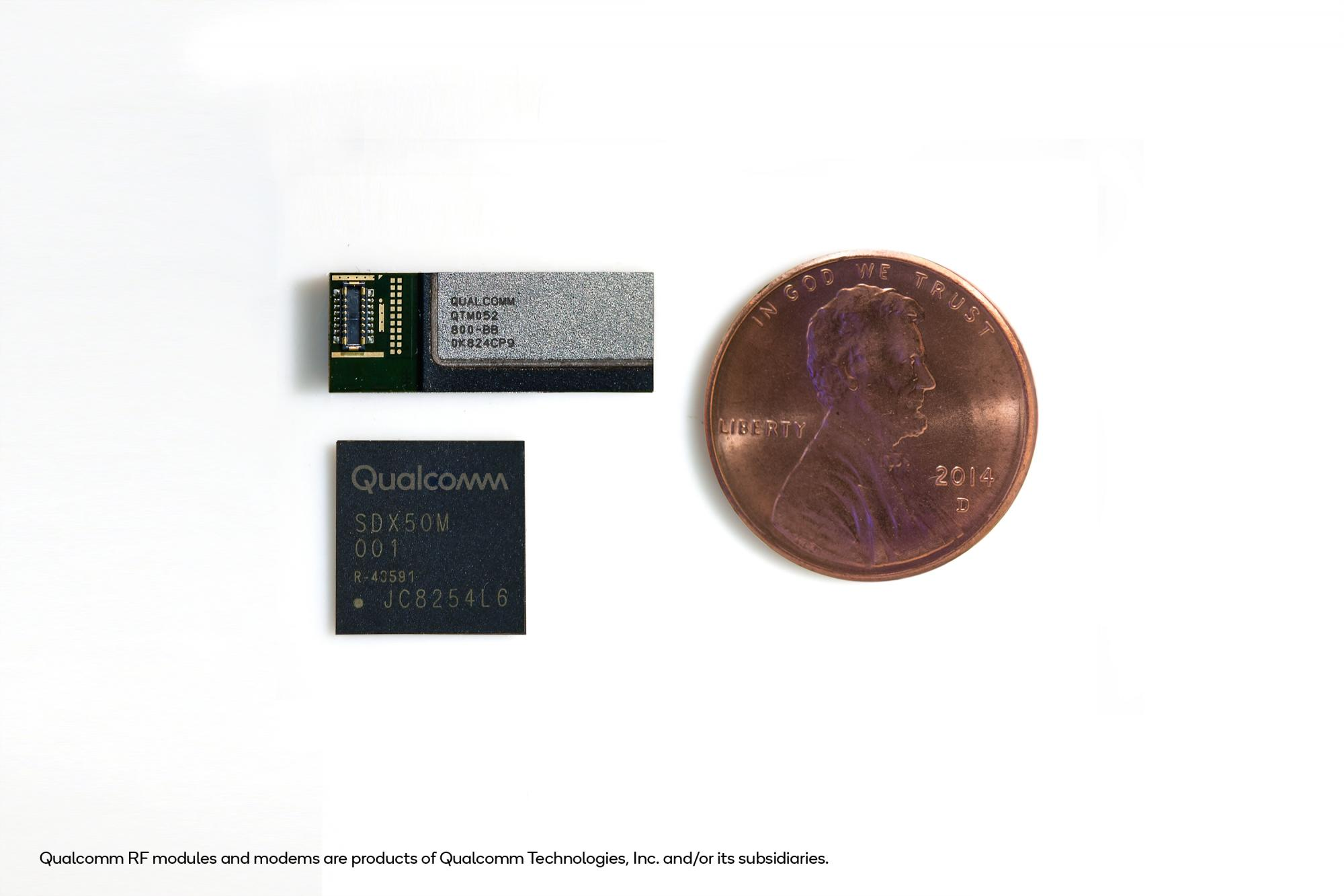 qualcomm x50 lte modem